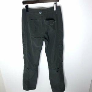 KUHL Convertible Zip Off Nylon Outdoor Cargo Pants